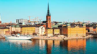 Under den soliga helgen har vimlet runt nöjesstråken i Sveriges tre storstäder ökat kraftigt jämfört med förra helgen.