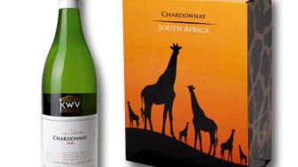 KWV Chardonnay Classic Collection byter årgång