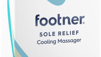 Footner Cooling Massager - förpackning