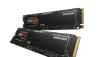 Samsung oppgraderer NVMe SSD-serien med 970 PRO og EVO