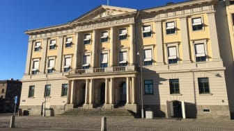 Rådhuset i Göteborg där kommunstyrelsen har sina sammanträden. Foto: Göteborgs Stad.