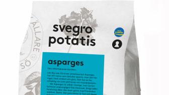 Asparges Svegro Delikatesspotatis