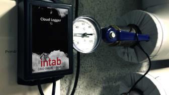Cloud Logger möjliggör batteridriven fjärravläsning av temperatur.