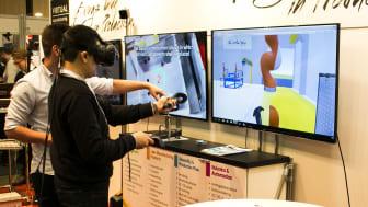 Virtual Reality revolutionerar den industriella utvecklingen