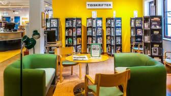 Läslov på Lindesbergs stadsbibliotek