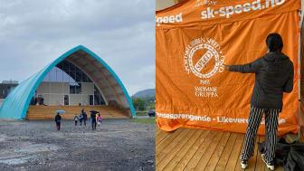 Svømmekursene skjer på Økern bad, og er et samarbeid mellom SK Speed, Oslo idrettskrets og Bydel Stovner