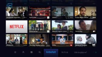 Telenor lanserer i dag en helt ny og moderne TV-opplevelse for kundene, i tillegg til HBO.