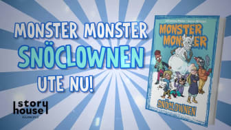 Boktrailer Monster monster 11
