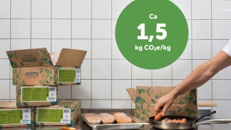Orkla klimatdeklarerar över 500 produkter för storkök