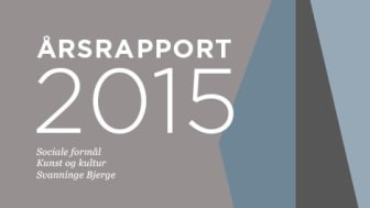 Bikubenfondens Årsrapport 2015