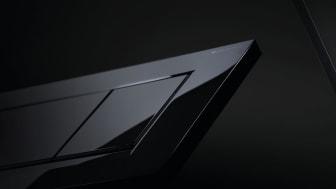 Sigma20 ton-i-ton matt svart och Sigma30 ton-i-ton blank vit