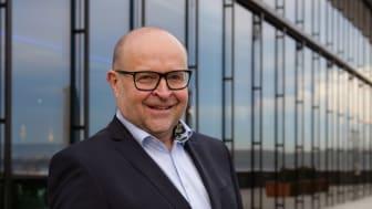 Per Buus, Direktør for E-handel og Logistik og Presseansvarlig for Bring i Danmark