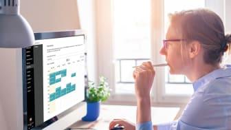 """Handläggare kan nu träffa medborgare säkert och effektivt via Vergics """"Bokade webbmöten"""""""
