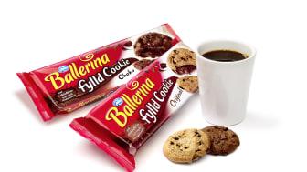 Ballerina Fylld Cookie – en smakbomb för chokladälskaren