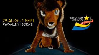Friidrotts-SM 2013 Borås satsar stort på idrottsföreningar