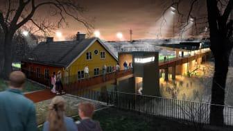 Ny arena på Hammarby IP
