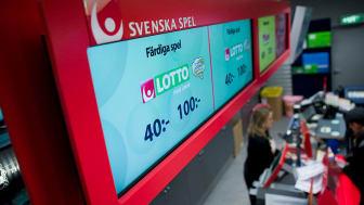 Svenska Spel väljer Visma som helhetsleverantör av tekniska tjänster