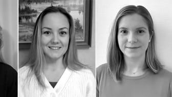Saga, Johanna och Klara vann Piteå kommuns tävling, Vinn ett jobb!