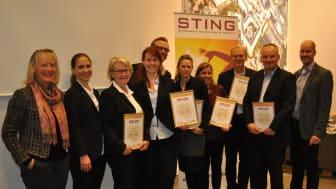 """SyntheticMR vann Go Global Medtechs utmärkelse för """"Bästa internationaliseringsplan"""""""