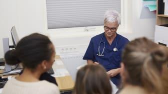 God tillgänglighet genom utökade öppettider för Norrtälje södra vårdcentral
