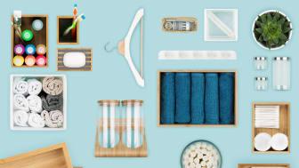 Roder du ordentligt? Få et mere organiseret hjem med gode opbevaringsløsninger.