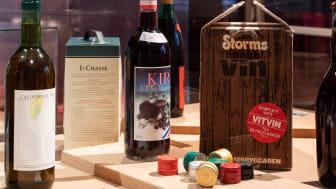 Spritmuseum_Vin_Historiskt vin_Foto Johan Eldrot