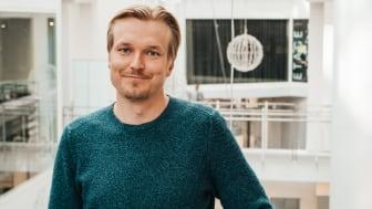 Daniel Jonsson, Head of Data Analysis hos Mynewsdesk.