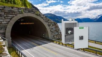 Flere service-og sikkerhetsbrytere fra Schneider Electric er allerede solgt til tunnelprosjekt på Vestlandet.