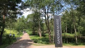 Lördagen den 21 september invigs den nyupprustade naturparken Gärdsås mosse. Foto: Park- och naturförvaltningen