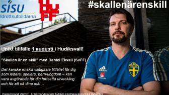 """Anmäl dig till """"Skallen är en skill"""" 1 augusti nu!"""