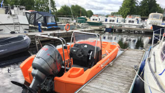 The Caley Marina demonstrator boat will showcase the YANMAR Dtorque 111 Turbo Diesel outboard to customers in Scotland
