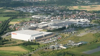Viessmanns fabrik i Allendorf