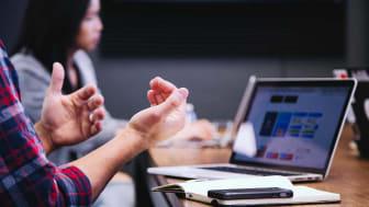 Fortsatt uppåtgående trend: Allt fler unga startar företag