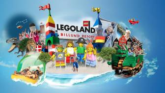 LEGOLAND® i Billund är vårt andra hemland