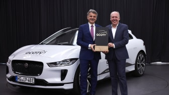 Jaguar I-PACE - Car of the year Germany