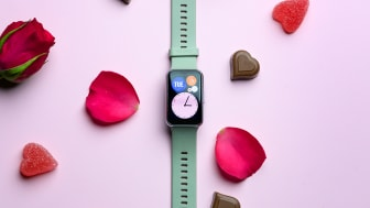 Huawei Watch FIT, mintgrön