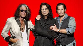 Se Hollywood Vampires på Stora Scenen 6 juni i sommar