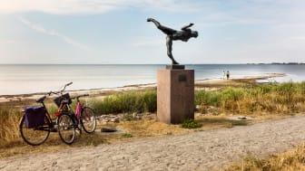 Sydkustleden i Hollviken, Skåne