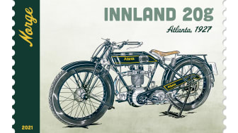 Atlanta Motorfabrikk presenterte i 1926 Norges første motorsykkel. 21 eksemplarer ble produsert.