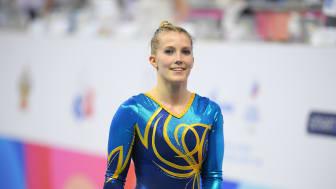 EM-silver för Lina Sjöberg
