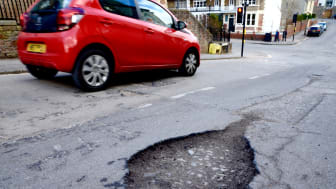 Half of drivers say the condition of local roads has got worse