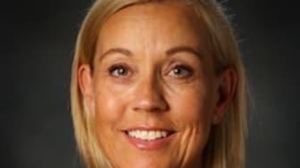 Nina Jonsson, rektor på Bobergsskolan och Hjorthagens skola