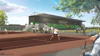 Kristianstads arenaområde där Kristianstads fotbollsarena ingår.