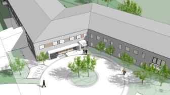 Pressinbjudan: Byggstart för 41 lägenheter i särskilt boende i Åtvidaberg
