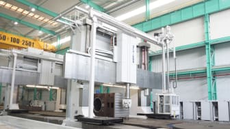 No 3: The 10 largest machine tools in the world