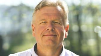 Glenn W. Gleditsch-Reiersen, försäljningschef