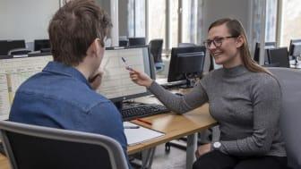 Exjobbsportal parar ihop studenter och företag
