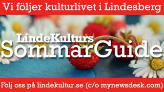 LindeKulturs SommarGuide tipsar om kulturens smultronställen i sommar