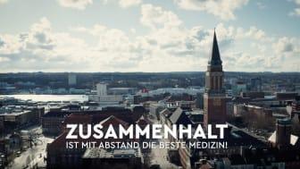 Kiels Motto: Zusammenhalt ist mit Abstand die beste Medizin