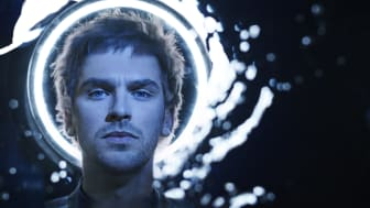 Dan Stevens som David Haller i kritikerrosade Legion säsongspremiär på FOX torsdag den 5/4 kl 21.55.